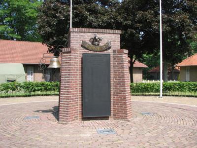 Monument Prinses Irene Brigade