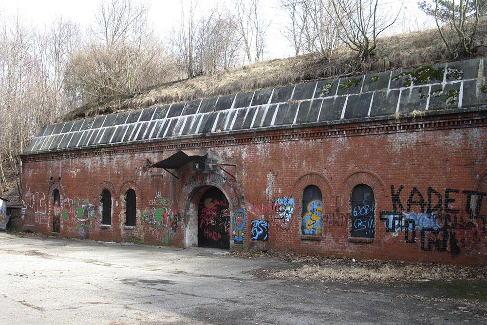 Festung Posen - Fort IIa