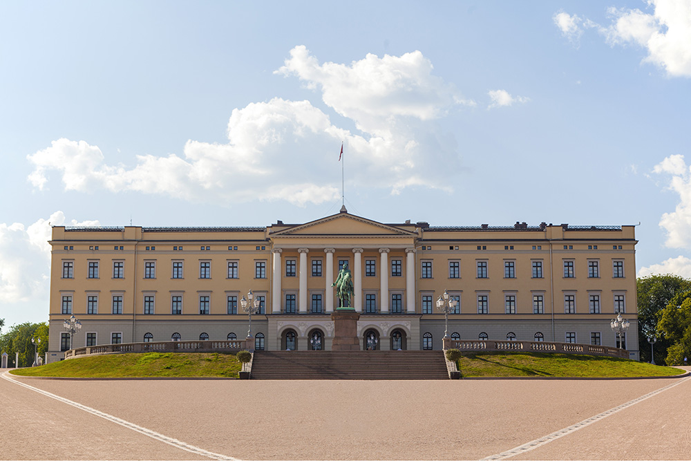 Koninklijk Paleis Oslo
