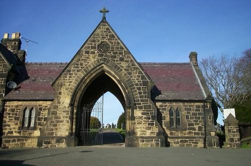 Commonwealth War Graves Ruabon Cemetery