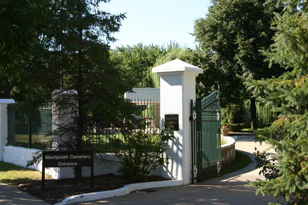Amerikaanse Oorlogsgraven Machpelah Cemetery