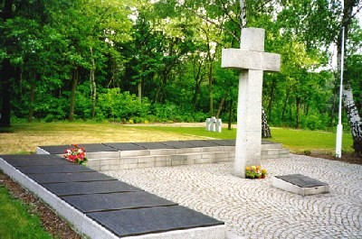 Duitse Oorlogsgraven Posen / Poznań