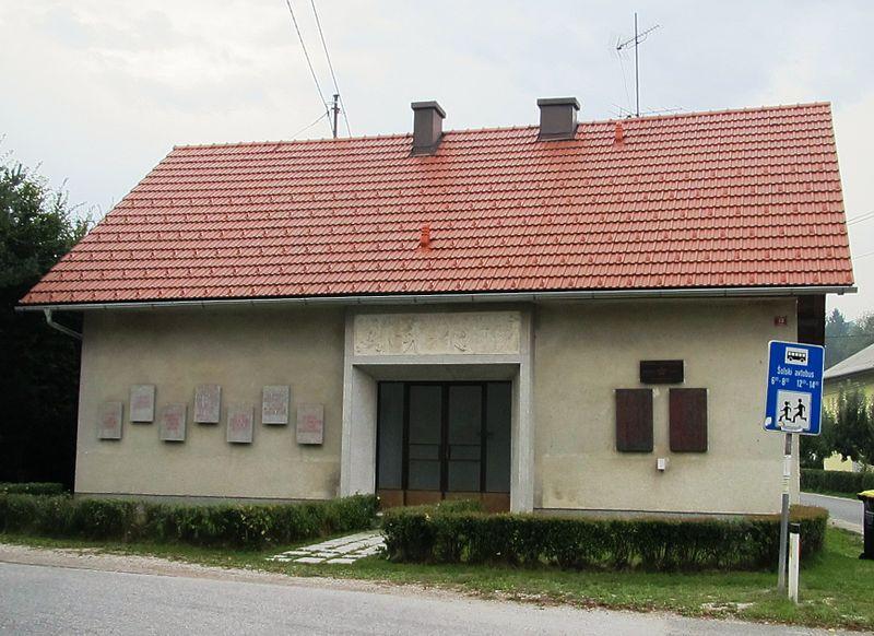 Partizanenmuseum Podlipoglav