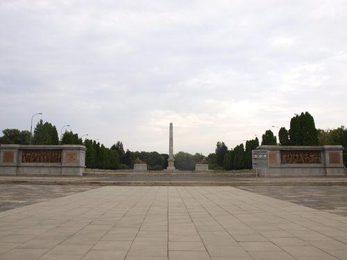 Soviet War Cemetery Warsaw