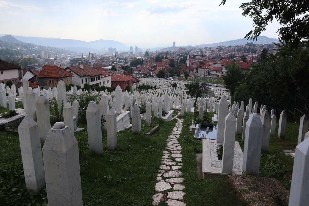 Martelarenbegraafplaats Kovači