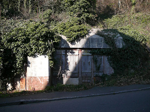 Atlanikwall - Camouflaged Bunker