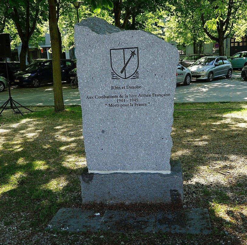 Memorial 1ère Armée Française