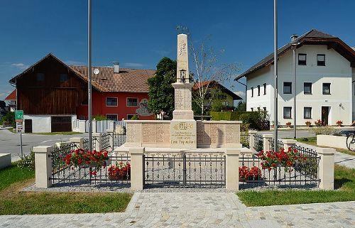 War Memorial Eugendorf