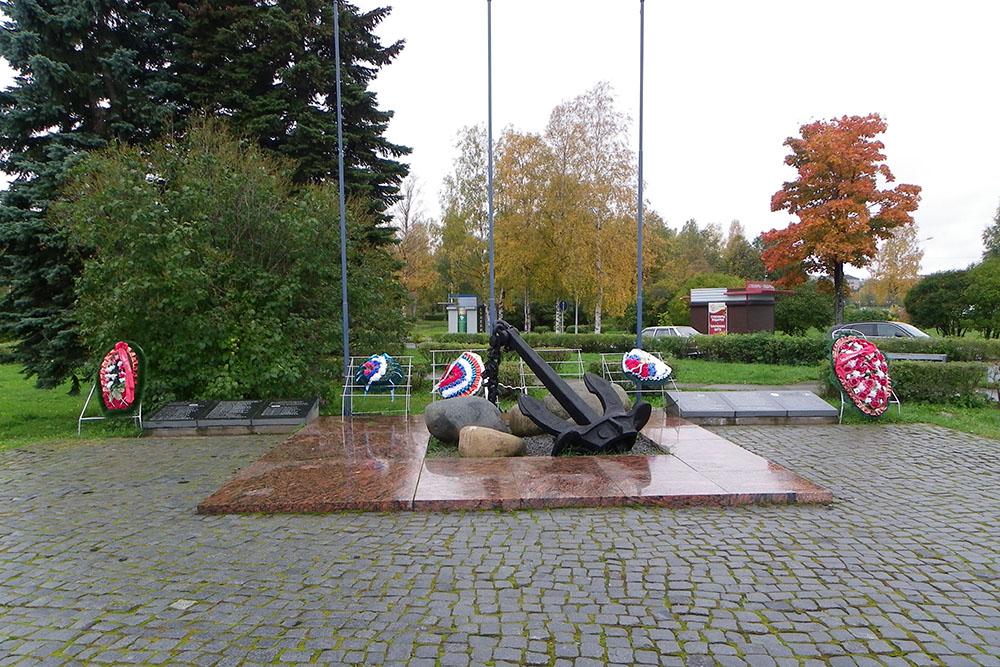 Monument Onega Flottielje