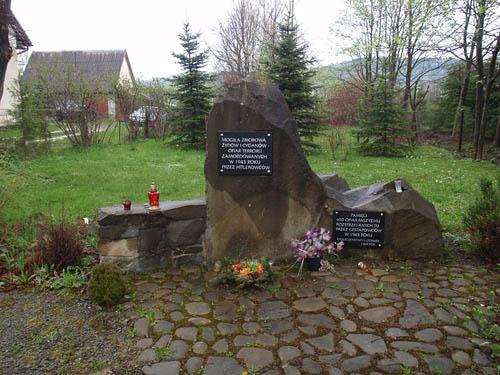 Massagraf Slachtoffers Nationaal-socialisme Lutowiska