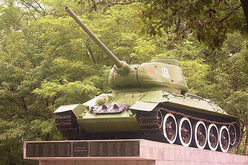 Memorial Armored Column
