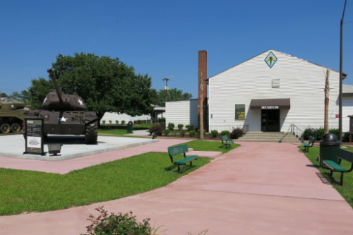 U.S. Army Basic Combat Training Museum