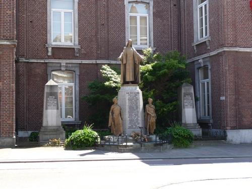 War Memorial Genk