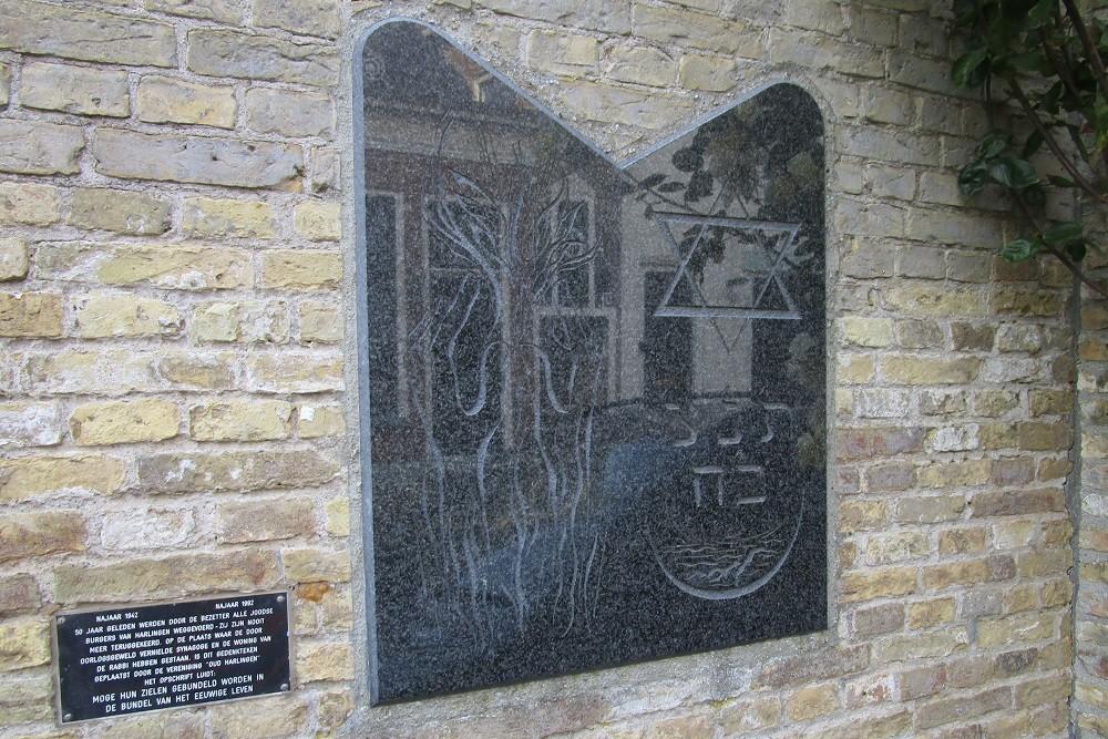 Jewish Memorial Harlingen