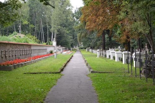 Polish-German War Cemetery No. 388 (Rakowicki)