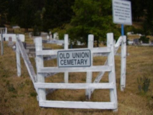 Commonwealth War Graves Blairmore Union Cemetery