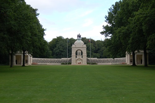 Delville Wood South African National Monument