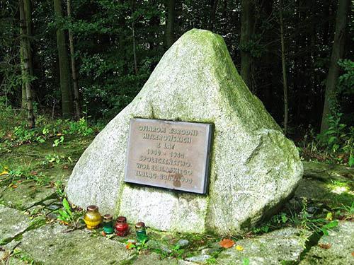 Execution Site Elblag 1940-1942