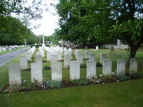 Oorlogsgraven van het Gemenebest St Mary Cray Cemetery