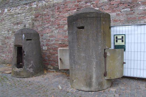 Eenpersoonsbunkers Mainz