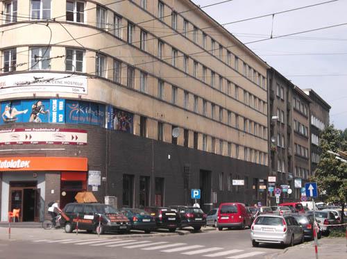Voormalige Gestapo Hoofdkwartier Krakau