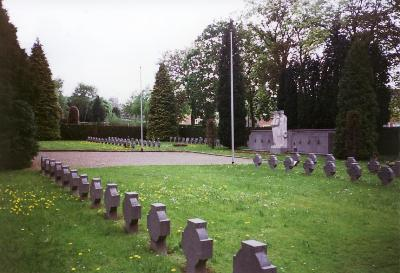 German War Graves Eupen