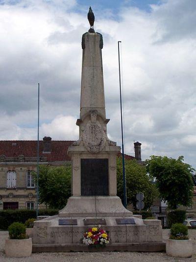 War Memorial Targon