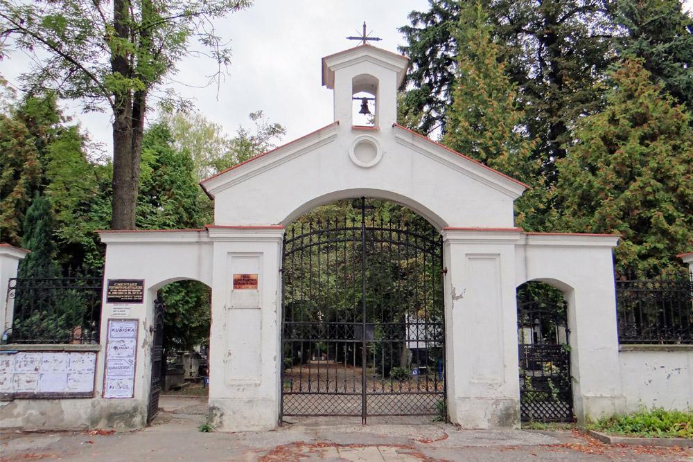 Oude Katholieke Begraafplaats Piotrkow Trybunalski