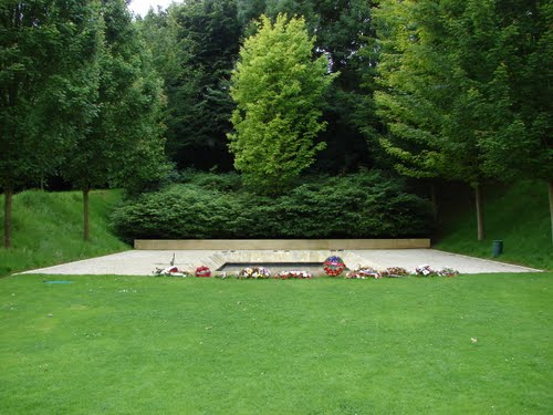 Canadian Memorial Garden Caen