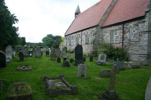 Commonwealth War Graves Christ Church Churchyard