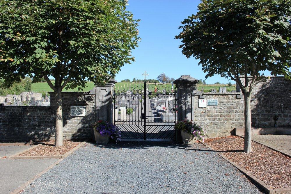 Municipal Cemetery Houffalize