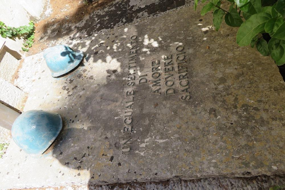 Italiaanse Oorlogsgraven Cimitero di Lecce