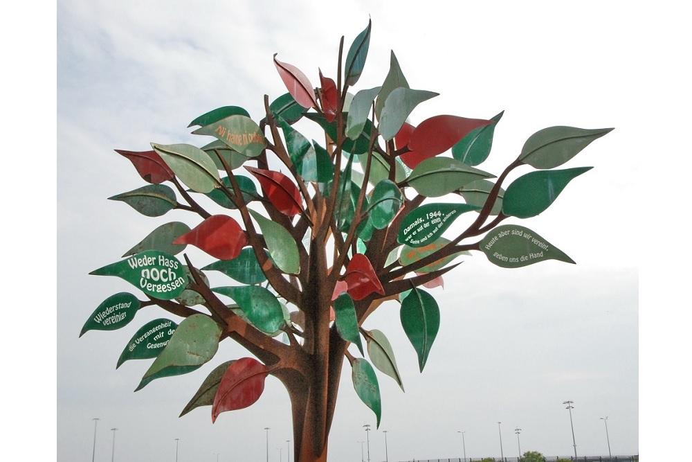 Bomen van Vrijheid Ouistredam