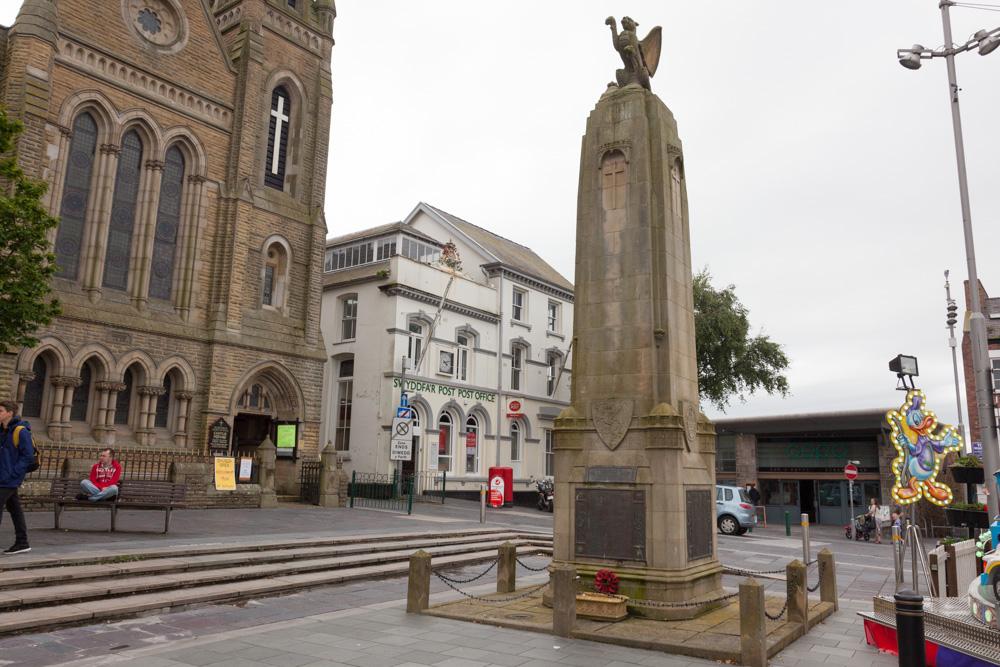 War Memorial Caernarfon