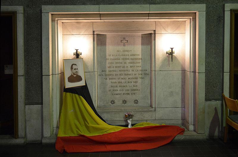 Monument Pierre Harmignie