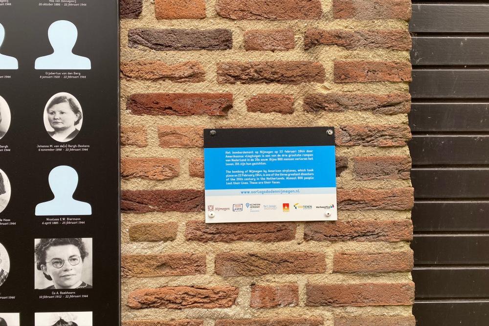 Galery Mistake Bombardment Nijmegen