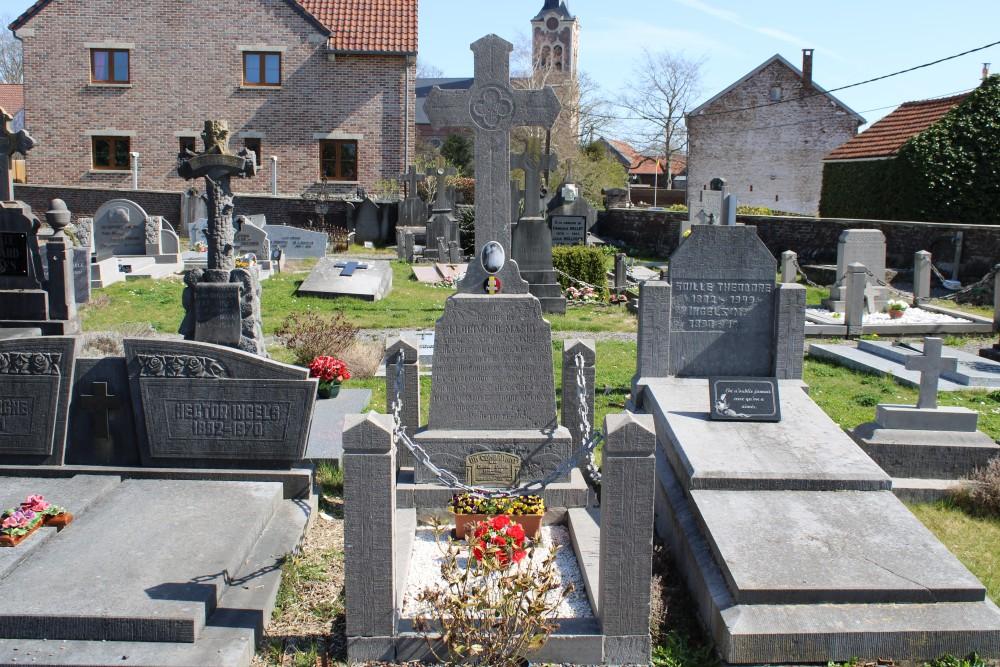 Belgian War Graves Saint-Jean-Geest