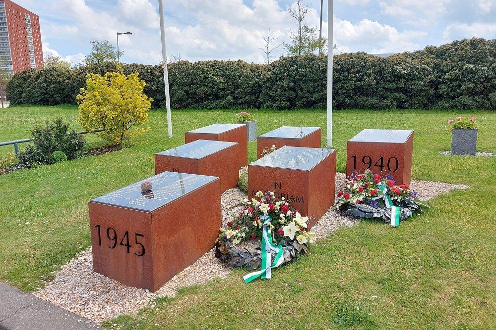 War Memorial Holland-America-Line