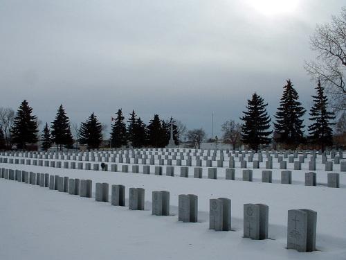 Commonwealth War Graves Burnsland Cemetery