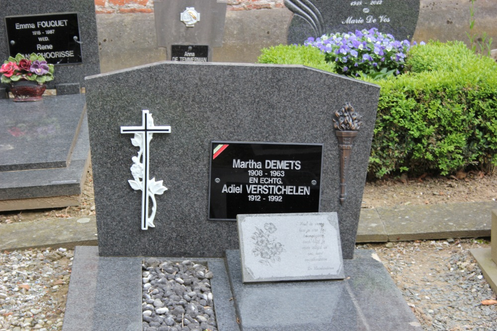 Graven Oudstrijders Sint-Kornelis-Horebeke
