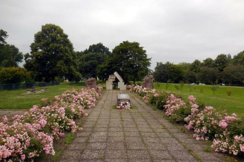Monument Kamp Bahrsplate