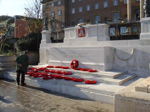 War Memorial Norwich