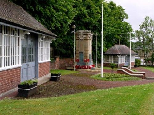 War Memorial Birtley