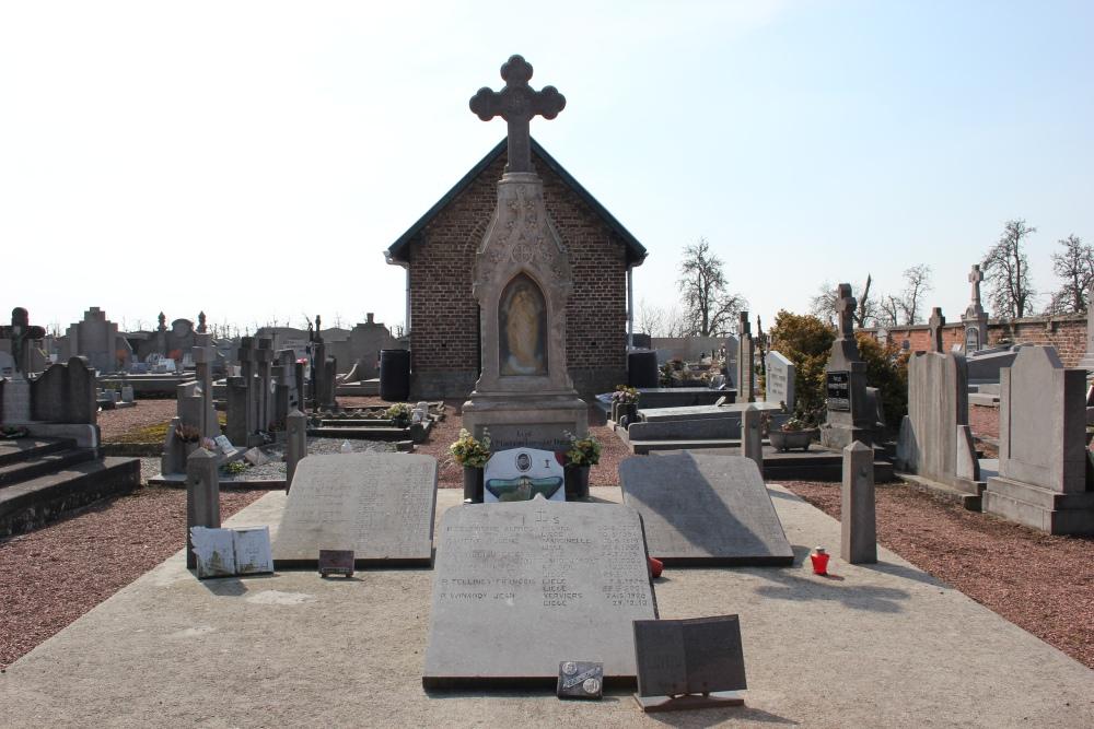Grave Padre Robert Jourdain Wihogne