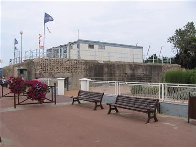 Duitse Sk. Bunker Petit Fort Philippe