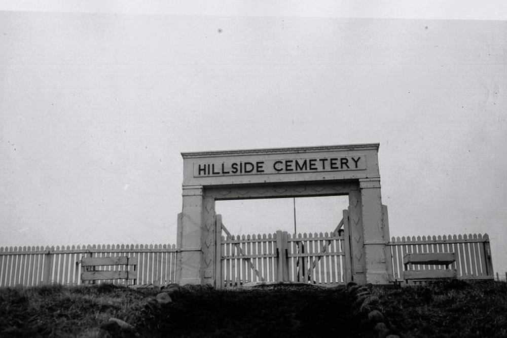 Voormalige Oorlogsbegraafplaats