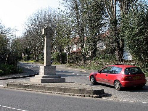 War Memorial Arkley