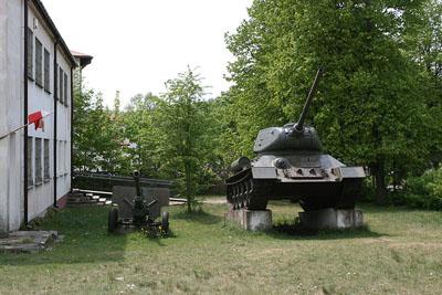Legermuseum Bondyrz