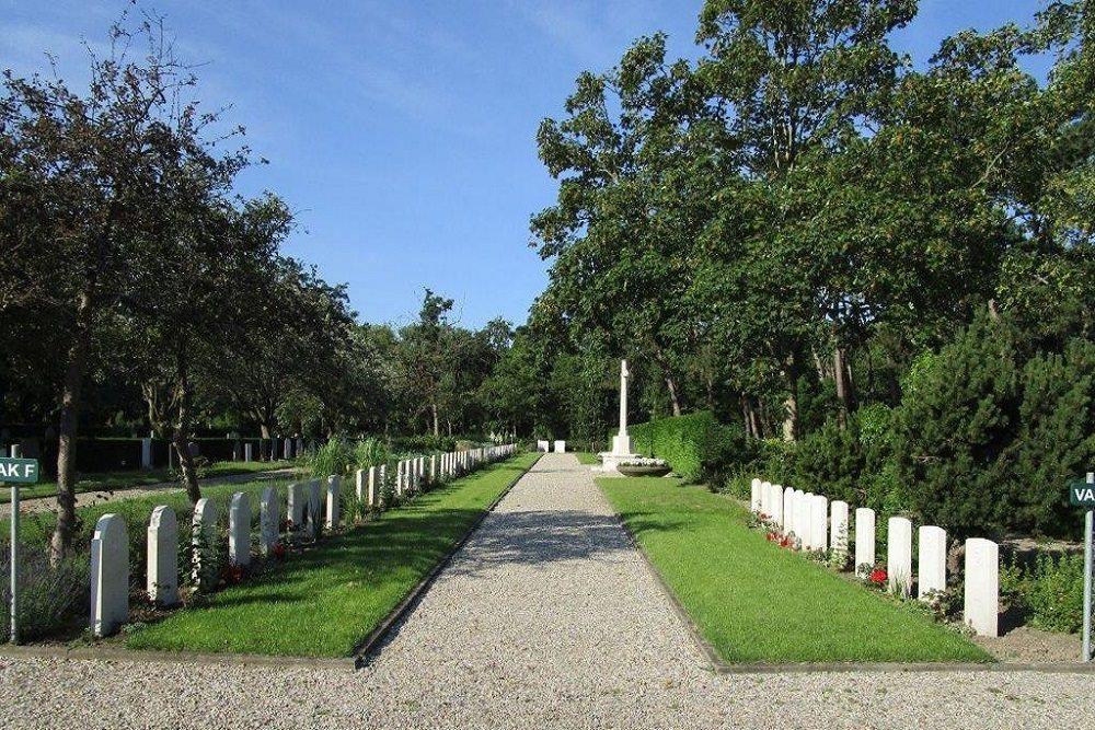 Commonwealth War Graves Hoek van Holland