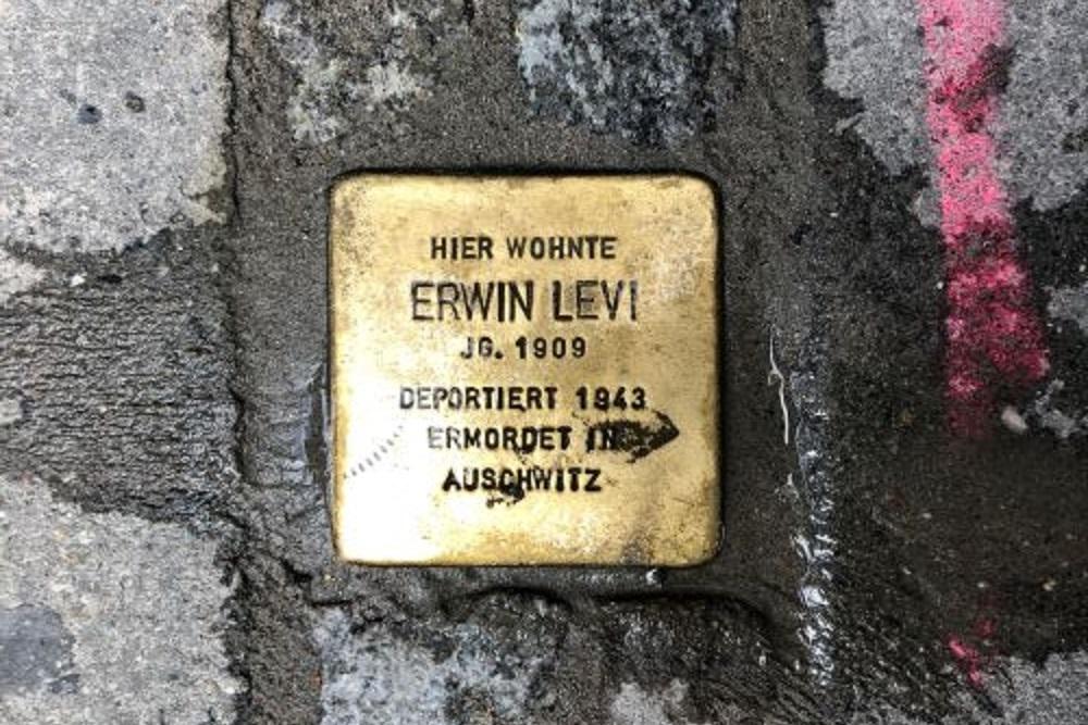 Stolperstein Allerheiligenstraße 20
